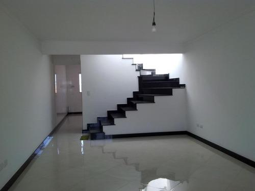 Sobrado Residencial À Venda, Vila Santa Isabel, São Paulo. - So0861