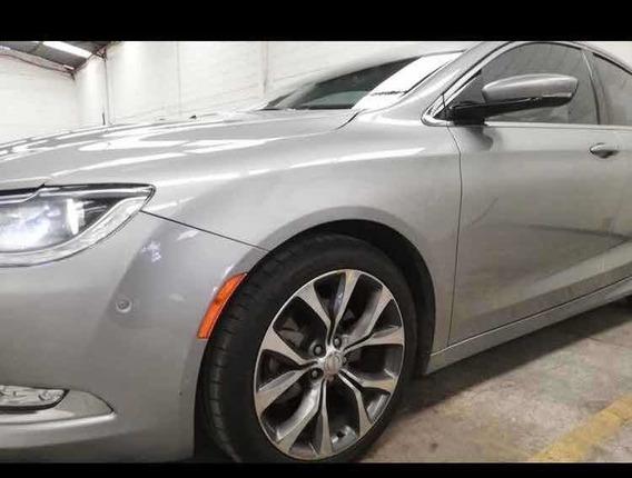 Chrysler 200 3.6 200c V6 At 2015