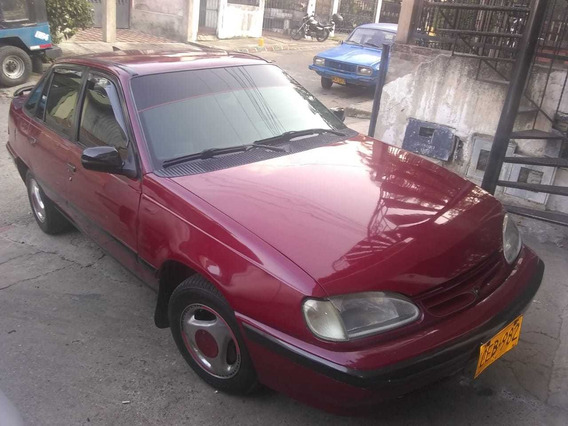 Daewoo Racer 95 Rojo