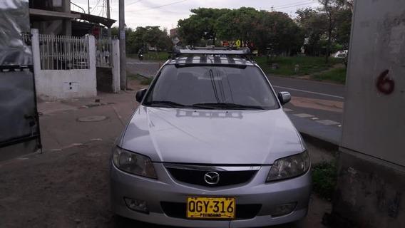 Hermoso Mazda Alegro 2003. Muy Bien Cuidado. Aprovechen.
