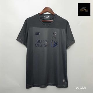 Camisa Liverpool Preta - Frete Grátis