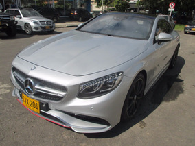 Mercedes Benz Clase S 63 Amg 4matic
