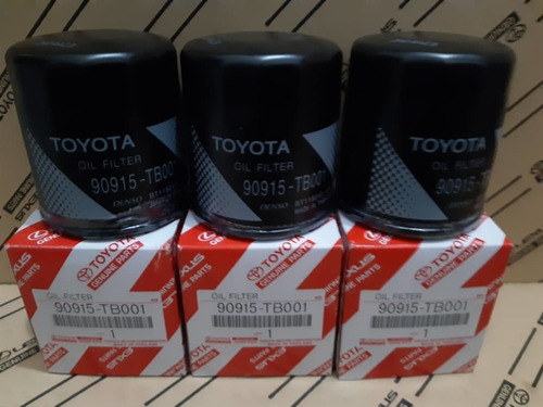 Filtro De Aceite Para Toyota Hillux 2.7/hiace