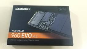 Hd Ssd Nvme M.2 Samsung Evo 960 500gb Semi Novo Pouco Uso