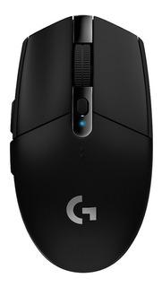 Mouse de juego Logitech Lightspeed G Series G305 black