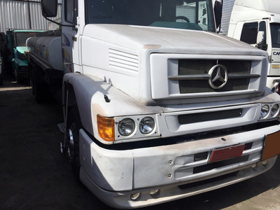Mercedes Benz 1218 Truck Carroc Tanque 1997