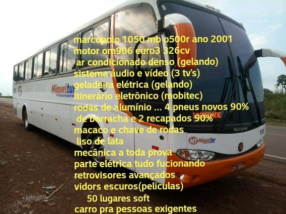 Onibus O500r Marcopolo G6