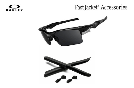 Rubber Kit De Reemplazo - Oakley Fast Jacket