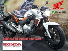 Moto Honda Cb Twister Cbx 250 Twister 0km
