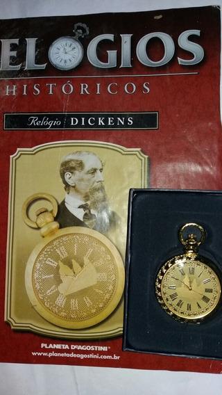 Dickens Relógios Históricos De Agostini Relógios Históricos