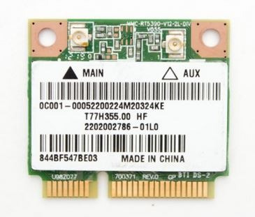 Asus X502c Wifi Half-mini Wireless Card T77h355.00