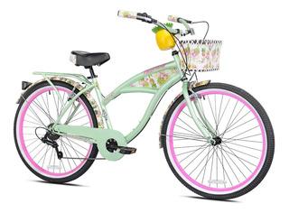Bicicleta Playera De 26