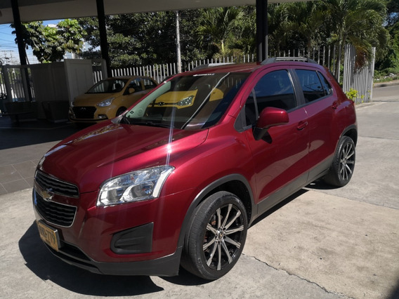 Chevrolet Tracker Ls 2015