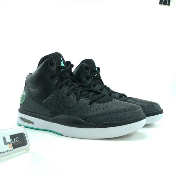 Tênis Nike Air Jordan Flight Tradition Black Hyper Original