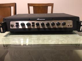 Cabeçote Ampeg Pf 800 - Portaflex - Contrabaixo Bass