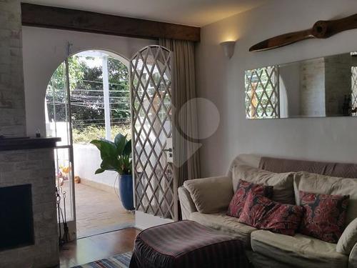 Casa Reformada Com 4 Dorms Em Rua Fechada Do Jd. Guedala - 298-im329640