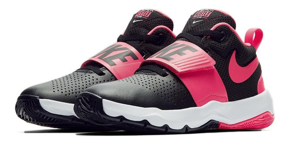 Tênis Feminino Nike Team Hustle D8 Gs Original + Nf
