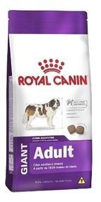 Ração Royal Canin Giant Para Cães Adultos 15kg