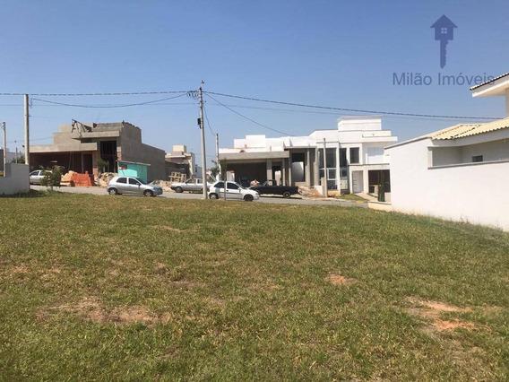 Terreno 281m² À Venda, Condomínio Ibiti Reserva Em Sorocaba/sp - Te0164