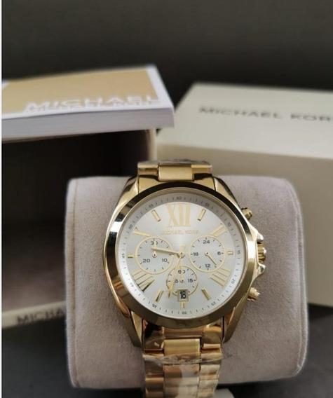 Relógio Feminino Michael Kors Mk6266 C/ Caixa Mk