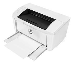 Impressora Hp Laser Jet Pro M15w Com Wi-fi 110v-branca
