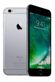 iPhone Apple 6s Cinza Espacial, Tela 4.7 , 32gb, 12mp