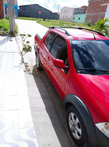 Fiat Strada 2018 1.4 Hard Working Cab. Dupla Flex 3p