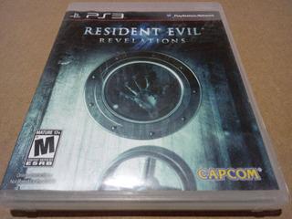 Resident Evil Revelations Fisico Zona Sur