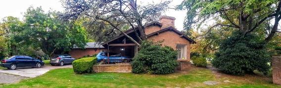 Venta Casa Con Terreno Fte Al Hoyo 11 Olivos Golf Club 1704m