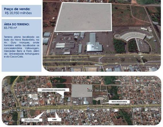 Imóvel Próximo Da Rodoviária - Campo Grande - Te0132