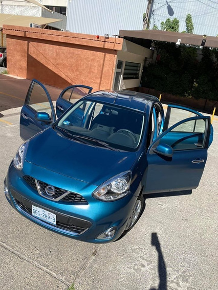 Nissan March Advance Tm 2018 Hatchback