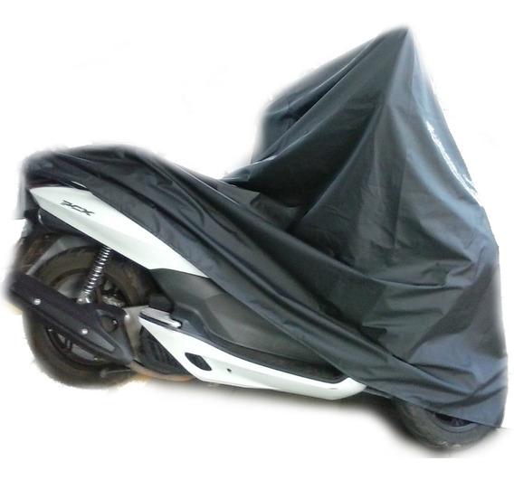 Capa Para Cobrir Moto Scooter Média Lom Térmica Impermeável