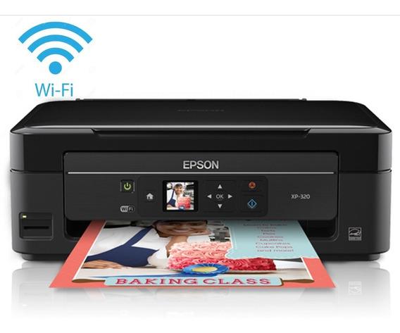 Impresora Epson Xp-320 Totalmente Nueva