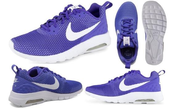 Tenis Nike Mujer Zapatillas Air Max Motion 100% Originales