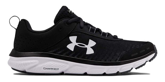 Zapatillas Under Armour Ua W Charged Assert 8 Mujer Ng/pl