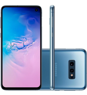 Smartphone Samsung Galaxy S10e G970f 128gb 16mp Azul