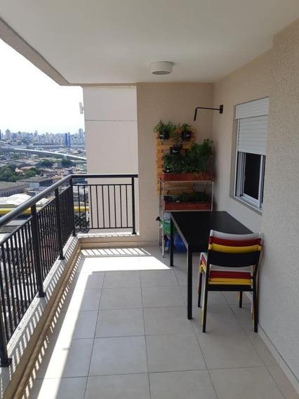 Apartamento Em Ipiranga, São Paulo/sp De 68m² 2 Quartos À Venda Por R$ 615.000,00 - Ap344960