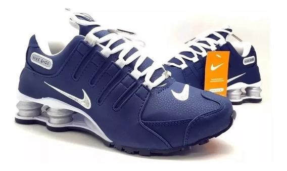 Tênis Nike Shoz Nz Foto Original Nvo