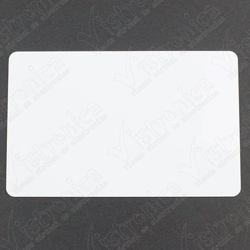 Tarjeta De Identificación Rfid 13.56mhz