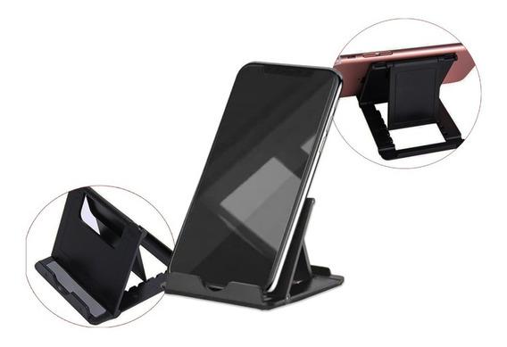 Suporte De Celular Universal Mesa Tablet Smartphone Ajustave
