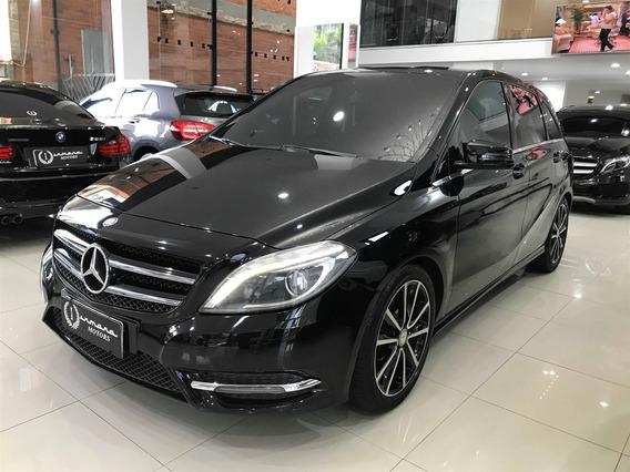 Mercedes-benz B 200 1.6 Turbo Gasolina 4p Automático