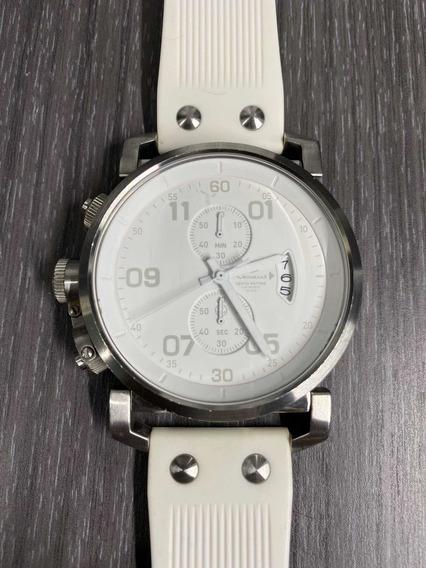 Reloj Vestal Blanco Acero Inoxidable/caucho