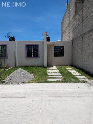 Imagen 1 de 15 de Casa En Venta En Pradera De Virreyes, Pachuca, Hidalgo