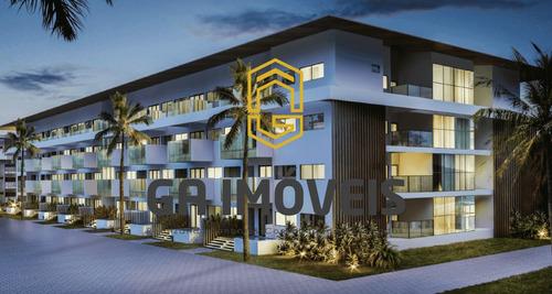 Imagem 1 de 10 de Apartamento À Venda, 3 Quartos, Ipioca - Maceió/al - 1039