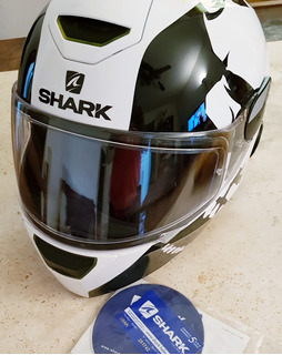Urgente Casco Shark