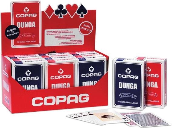 Baralho Dunga Couche 270g Copag Cx.c/12