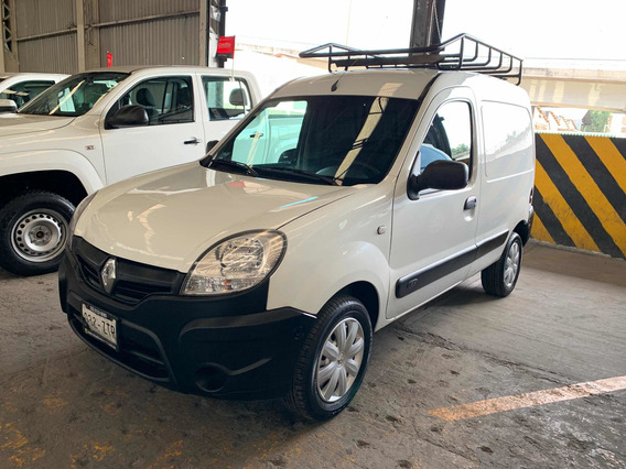 Renault Kangoo Cargo Std 5 Vel Ac 2015 *ar