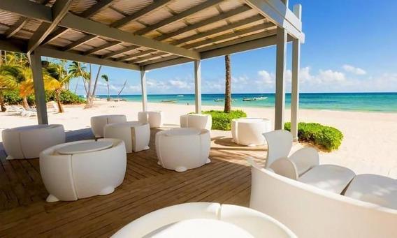 Punta Cana Playa Turquesa Vista Al Mar Penthouse 1 Dormitorio Vacacional
