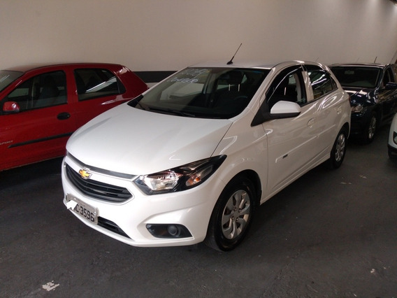 Chevrolet Onix 1.0 Lt 5p 2018 Completo Financiamento 100%