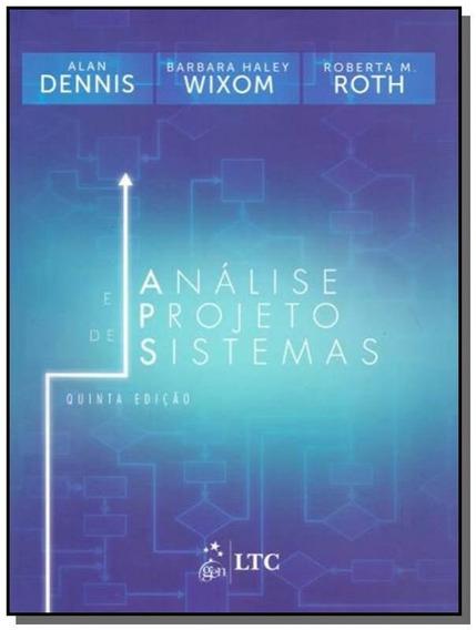 Analise E Projeto De Sistemas - 05ed/14